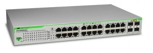 Allied Telesis AT-GS950/24, 24x 10/100/1000TX 4 SFP