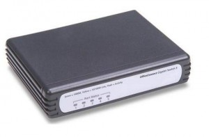 3COM GIGABIT SWITCH 5 x 10/100/1000, 3C1670500C