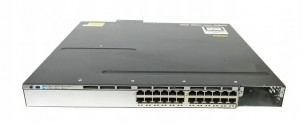 CISCO 3750X 24 X10/100/1000 WS-C3750X-24T-E