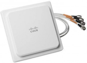 Cisco Aironet Dual-Band Dipole Antena AIR-ANT2524V4C-R