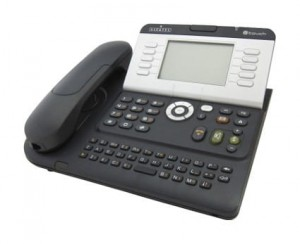 Alcatel Lucent IP Touch 4038 QWERTY zasilacz