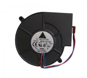 DELTA BFB1012H 3-PIN 12V 1.2A  FAN