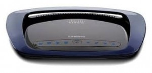 Linksys Wireless-N Dual-Band Gigabit Router WRT610N