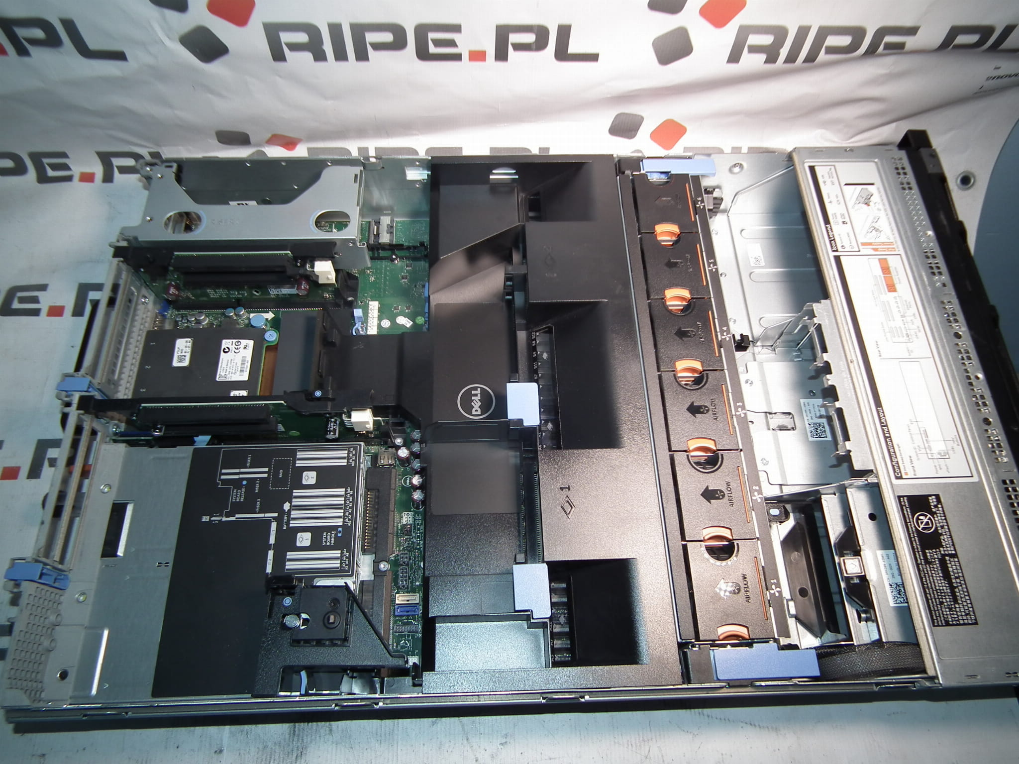 DELL compellent sc8000 2x E5-2620 2x PSU 16gb ram